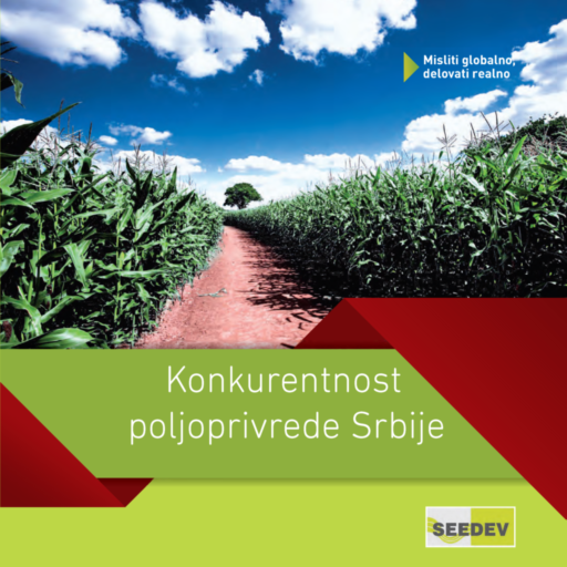 Konkurentnost poljoprivrede Srbije